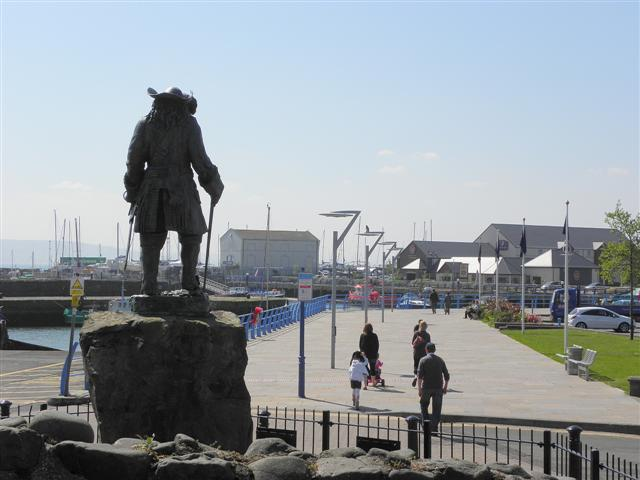 """King Billy"", Carrickfergus"