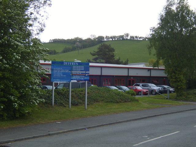 Dyffryn Industrial Estate, Pool Road, Newtown, Powys