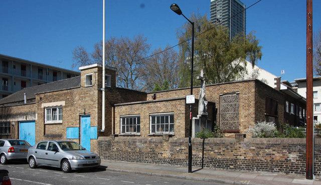 St Luke, Havannah Street, Millwall