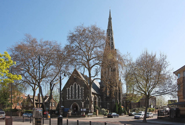 Christ Church, Manchester Road, Isle of Dogs