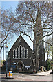 TQ3878 : Christ Church, Manchester Road, Isle of Dogs by John Salmon