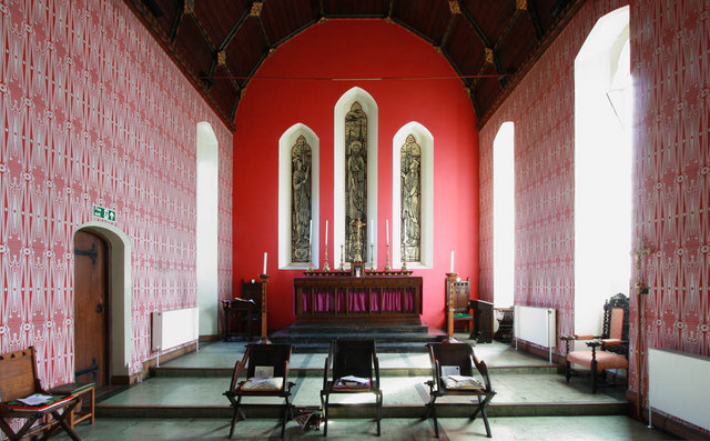 Christ Church, Manchester Road, Isle of Dogs - Chancel