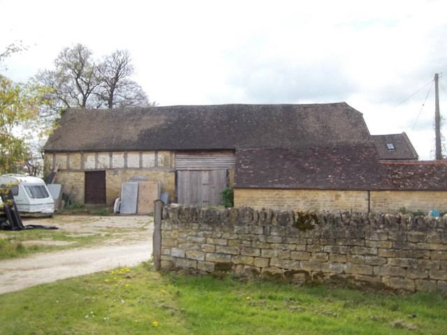 Little Buckland Farm