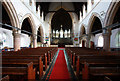 TQ4973 : St John the Baptist, Parkhill Road, Bexley - East end by John Salmon