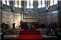 TQ4973 : St John the Baptist, Parkhill Road, Bexley - Sanctuary by John Salmon