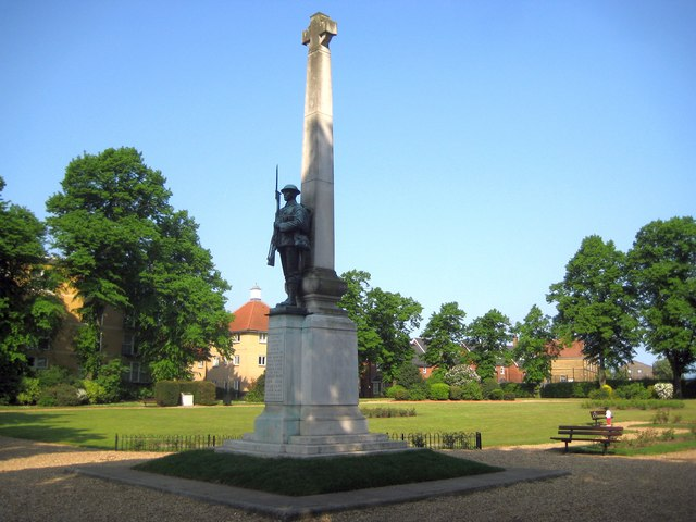 Ilford War Memorial