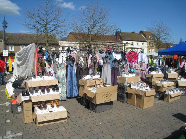 Market Day - St Neots