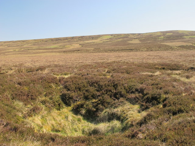 Wellhopehead Shaft (disused)