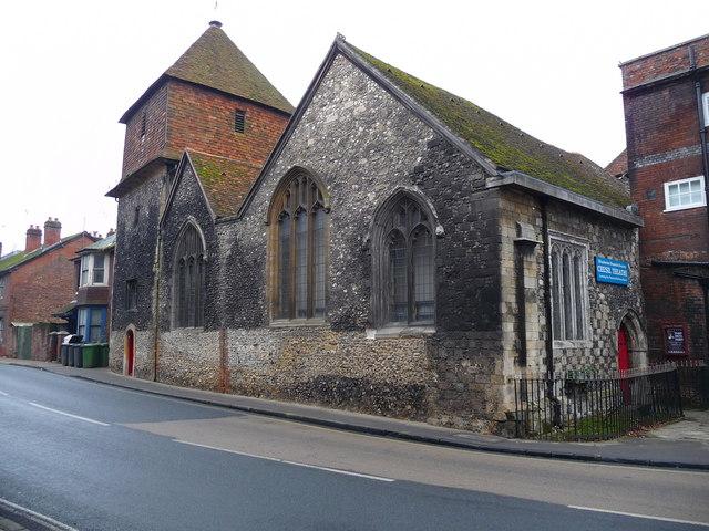 Winchester - Chesil Theatre