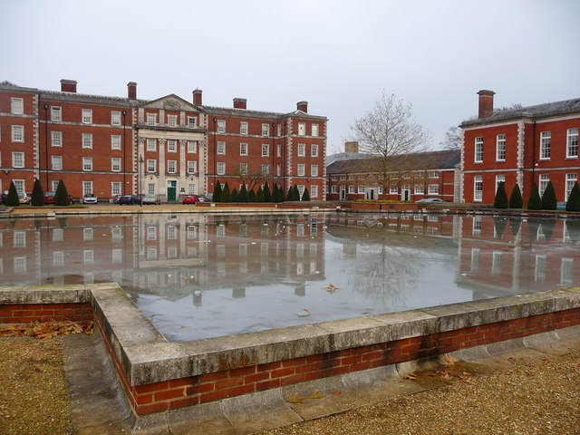Winchester - Peninsula Barracks