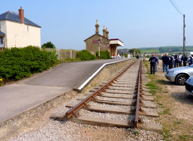 Former West Bay Station