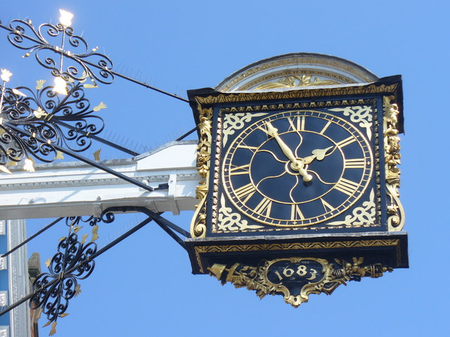 John Aylward's Clock