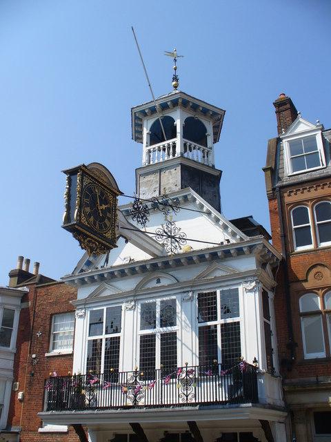 Elizabethan Guildhall