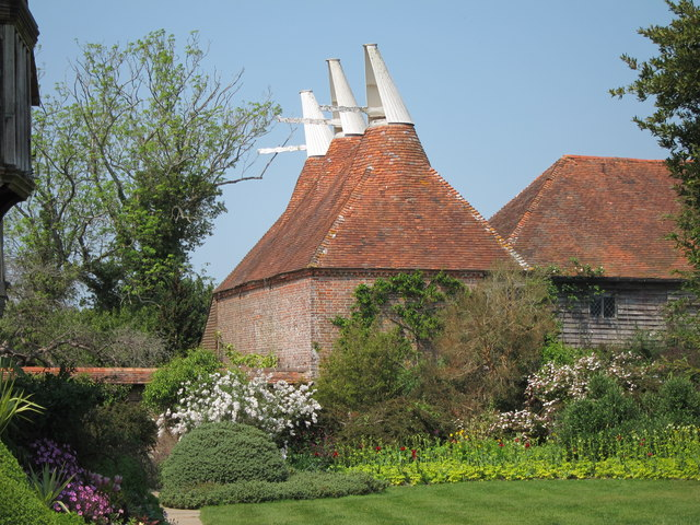 Great Dixter Oast