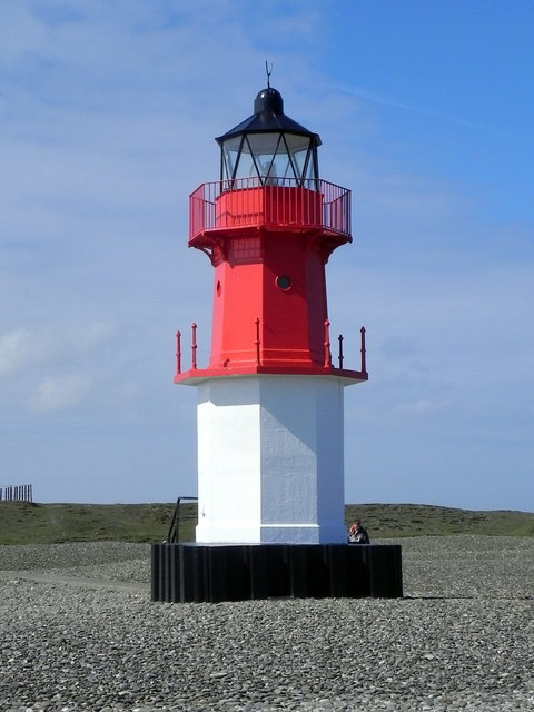"Point of Ayre Lighthouse, ""Winkie"""