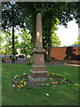 TQ1777 : Jubilee memorial, St Paul's recreation ground by Stephen Craven