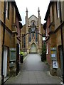 ST6316 : Cheap Street Church, Sherborne by Steve Barnes