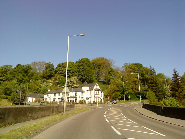 A52 in Mayfield