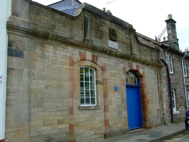 Memorial facade