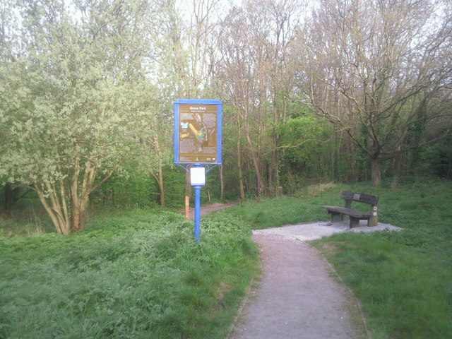 grove park nature reserve  u00a9 marathon cc 2 0