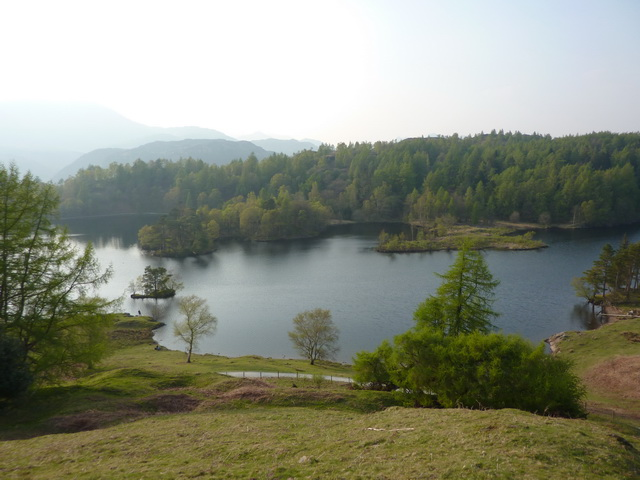 The Tarns, Tarn Hows
