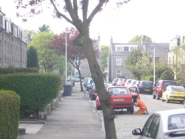 Allan Street
