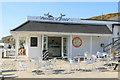 SW6948 : Ice cream parlour, Porthtowan by Chris Allen