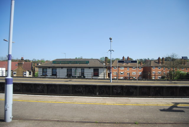 Shortlands Station