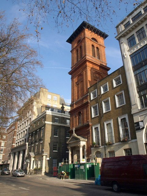 Roman Catholic Church, Soho Square