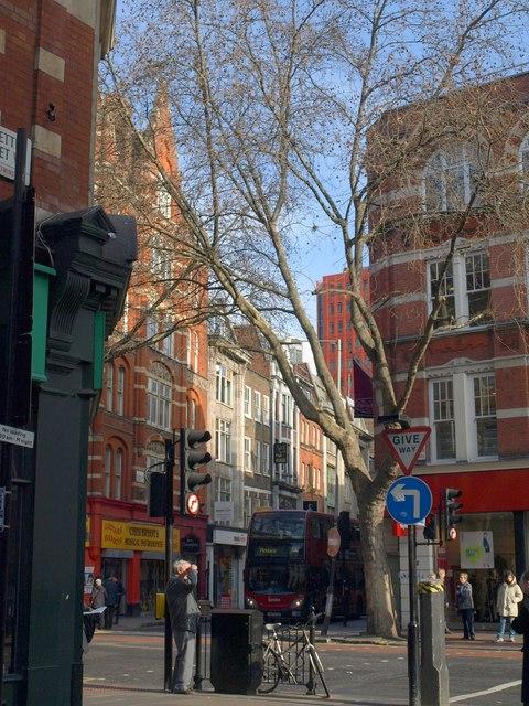 Denmark Street, W1