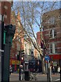 TQ2981 : Denmark Street, W1 by Derek Harper