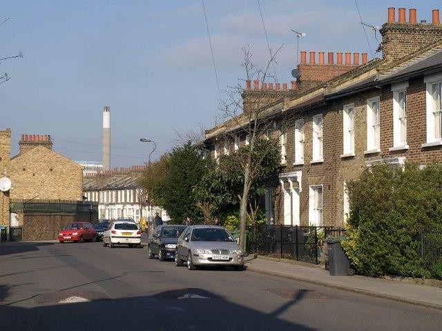 Brocklehurst Street, SE14