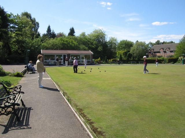 Prestbury Bowling Club, Prestbury