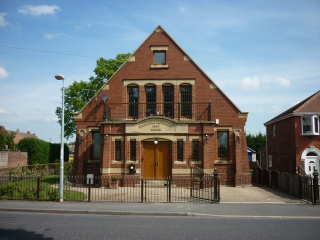 Wesleyan Methodist Church, Rawcliffe Bridge
