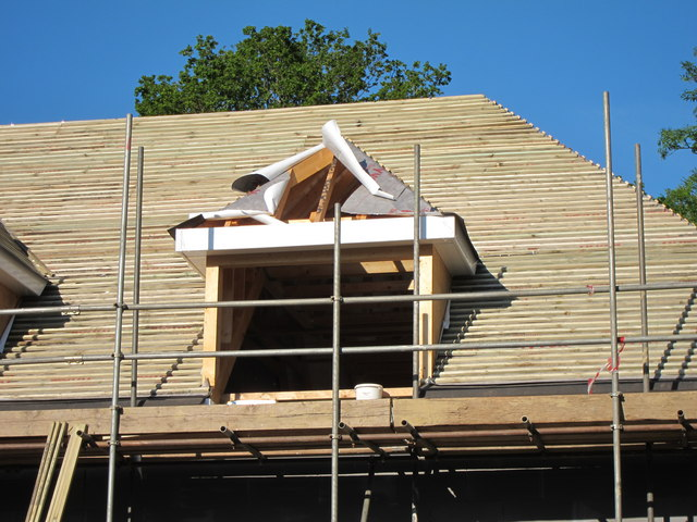 Dormer And Roof Construction 169 Oast House Archive