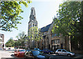 TQ2984 : Redundant Presbyterian Church, Camden Park Road by John Salmon