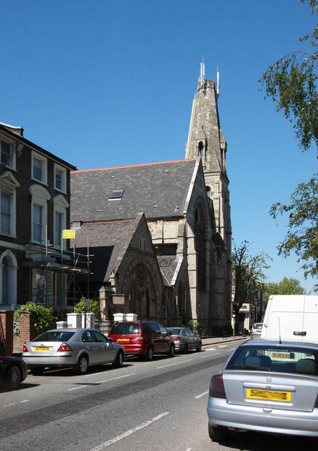 Redundant Presbyterian Church, Camden Park Road