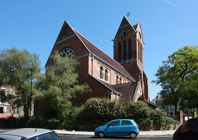 St Luke, Oseney Crescent