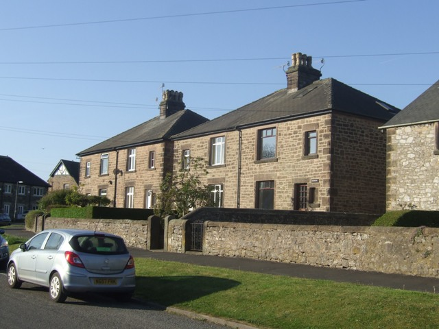 Rural Council Housing - Yeld Road
