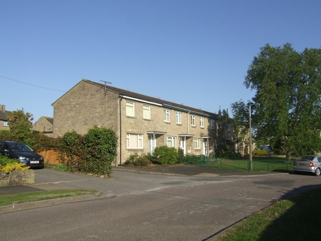 Rural Council Housing - Moorhall