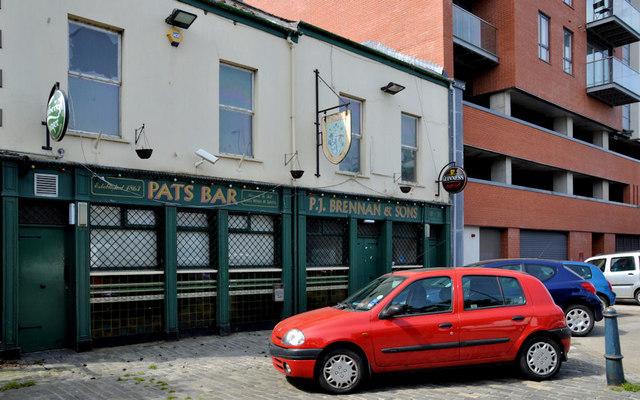 """Pat's Bar"", Belfast"