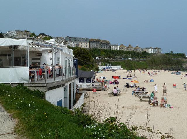 Porthminster Beach Cafe Lunch Menu