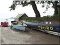 SW8238 : Truro gig at Loe Beach, Feock by nick macneill