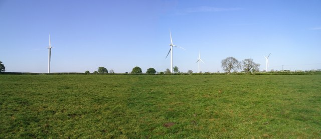 Low Spinney Wind Farm, Ashby Magna