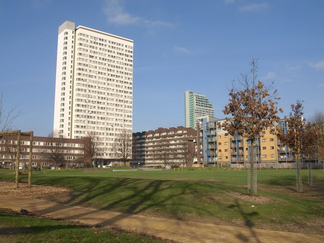 Pepys Park, Deptford