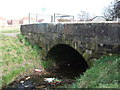 SJ8090 : Bridge over Baguley Brook by C
