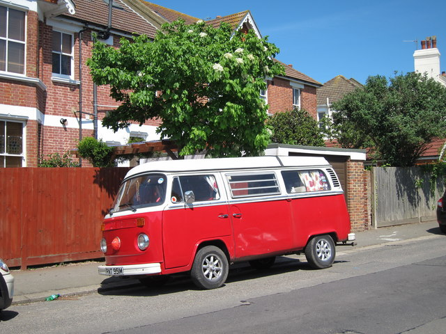 Volkswagen Transporter on Collier Road