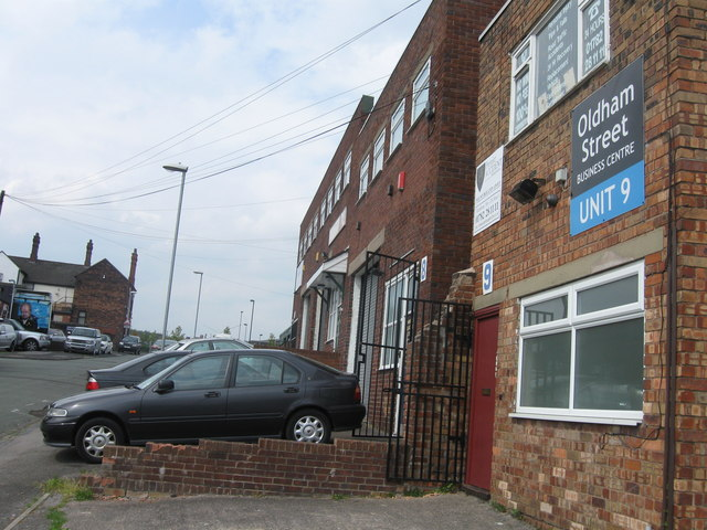 Oldham Street, Stoke-on-Trent