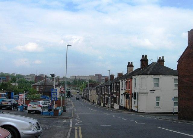 Shelton Old Road, Stoke-on-Trent