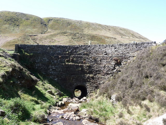 Snake Pass: Doctor's Gate Culvert